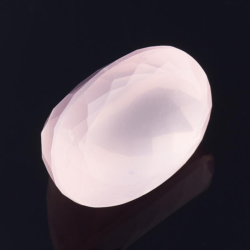 Огранка розовый кварц  10,5*11*16 мм от Mineralmarket