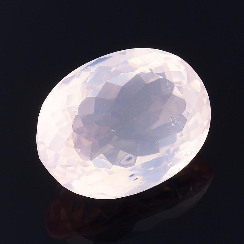 Огранка розовый кварц  9*13*17 мм от Mineralmarket