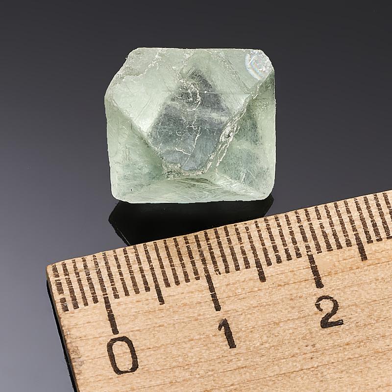 Образец флюорит зеленый (1-1,5 см) 1 шт
