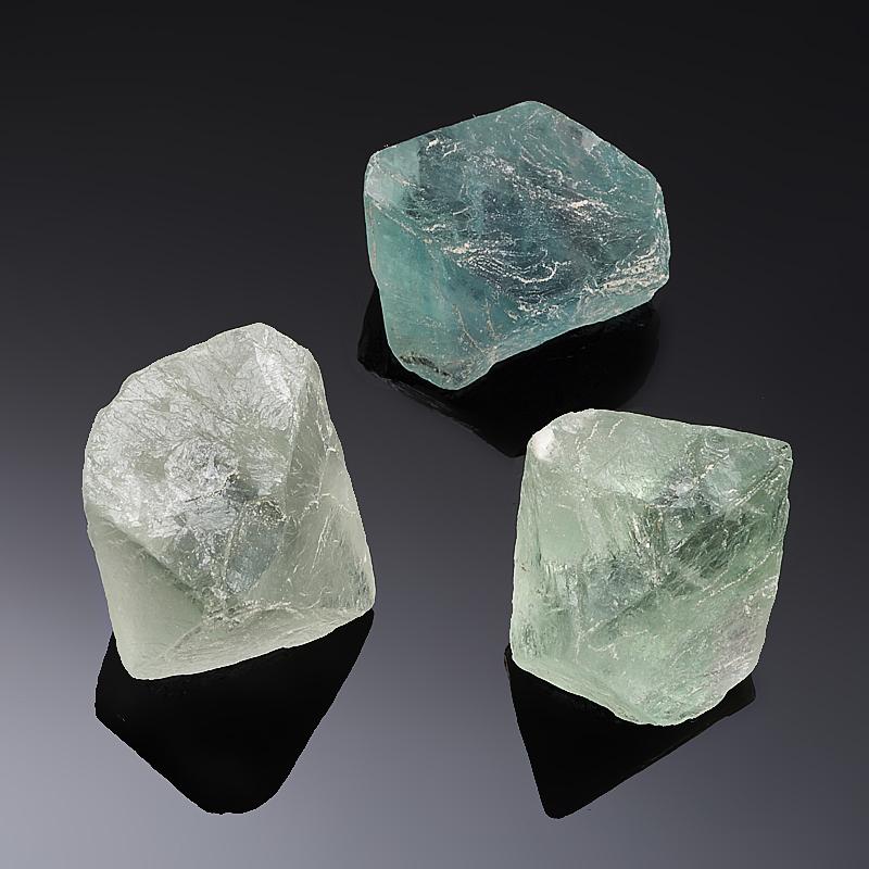 Кристалл флюорит зеленый (2,5-3 см) 1 шт