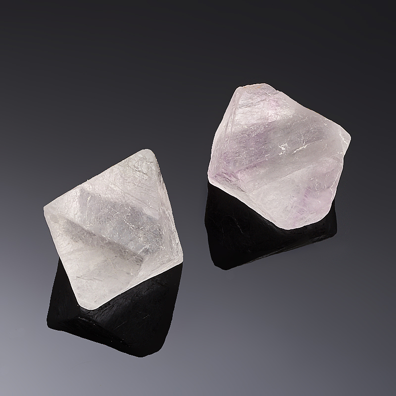 Кристалл флюорит прозрачный (2 см) 1 шт