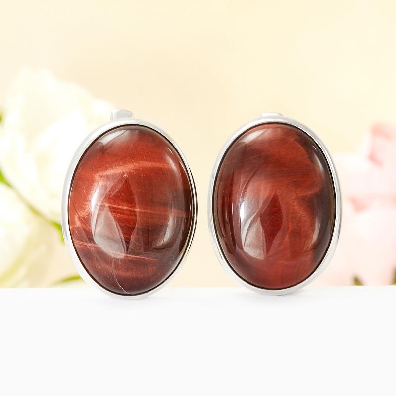 Серьги бычий глаз (серебро 925 пр.) аксессуар permatex 16067 бычий глаз 4 8гр клей для ремонта лобового стекла