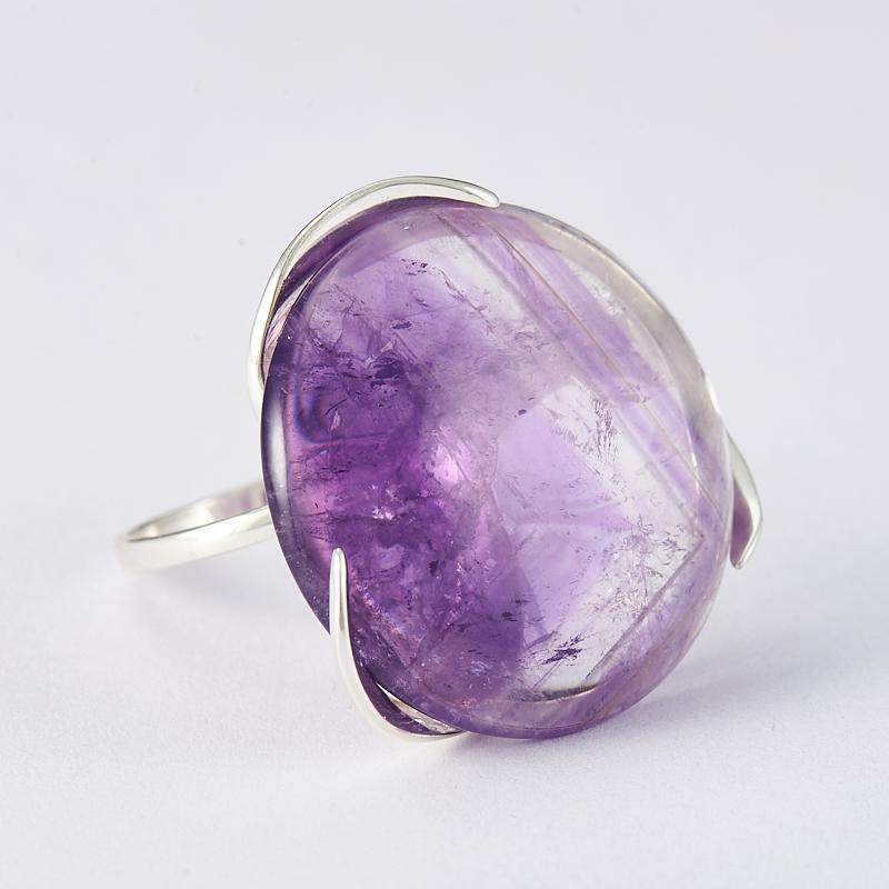 Кольцо аметист (серебро 925 пр.) размер 17 кольцо oem r111 925 925 amwajeda dymampta ring
