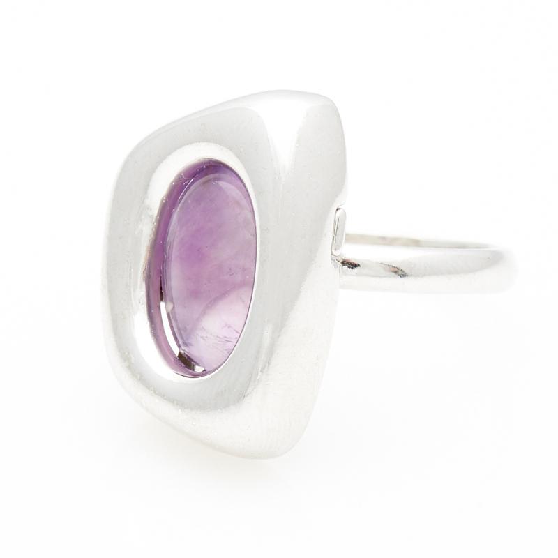 Кольцо аметист  (серебро 925 пр.) размер 19,5 кольцо аметист серебро 925 пр размер 19 5