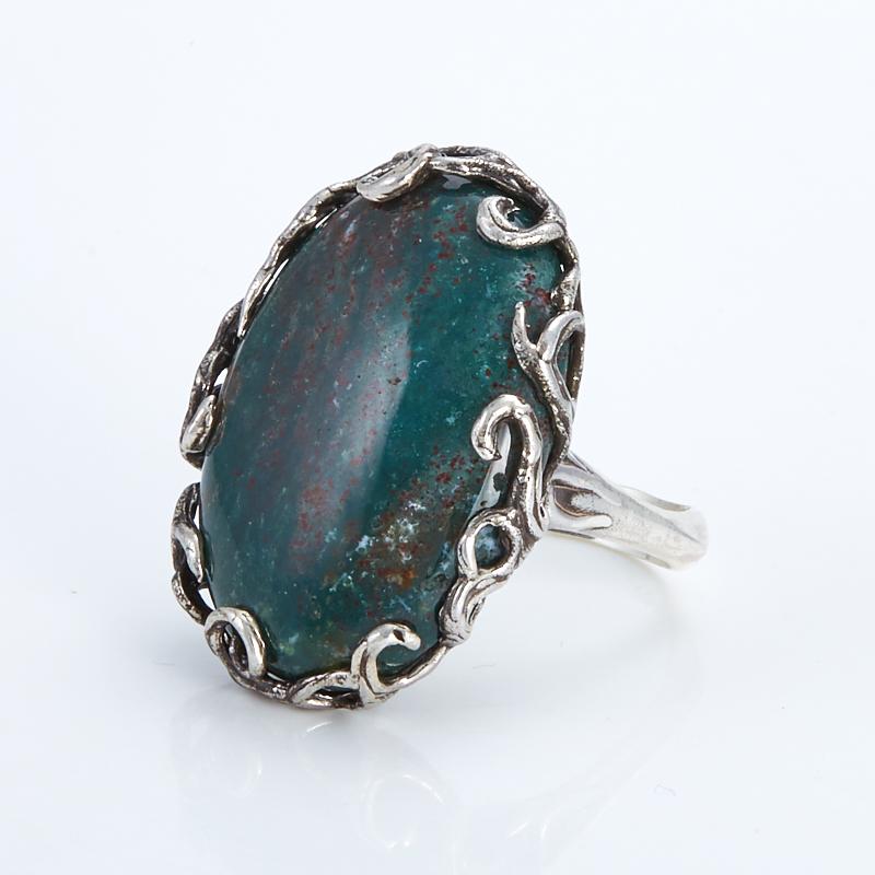 Кольцо яшма  (серебро 925 пр.) размер 18 кольцо авантюрин зеленый серебро 925 пр размер 18