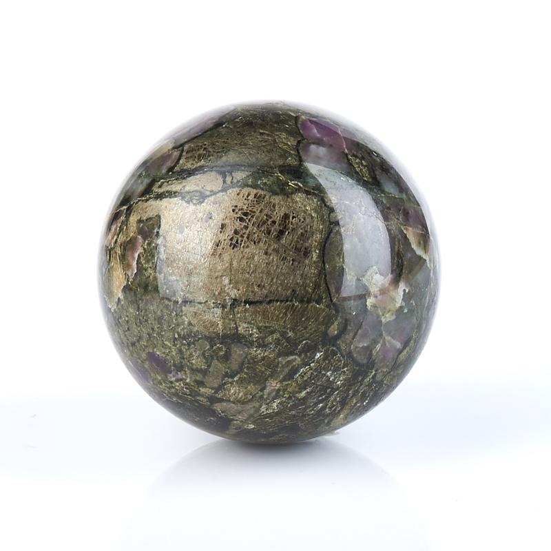 Шар катаранскит (сиреневит)  3,5-4 см