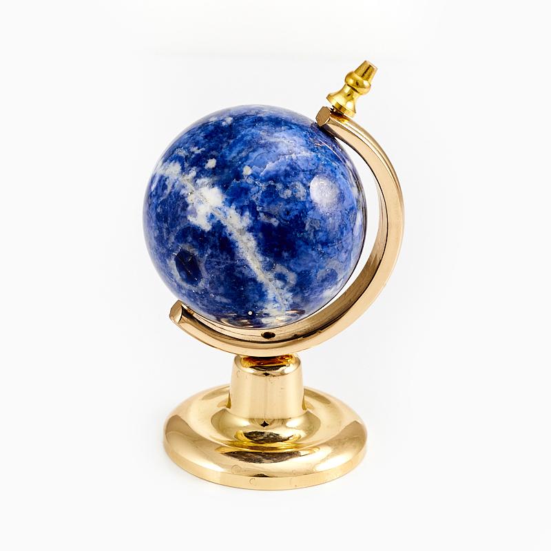 Глобус лазурит 7,5 см
