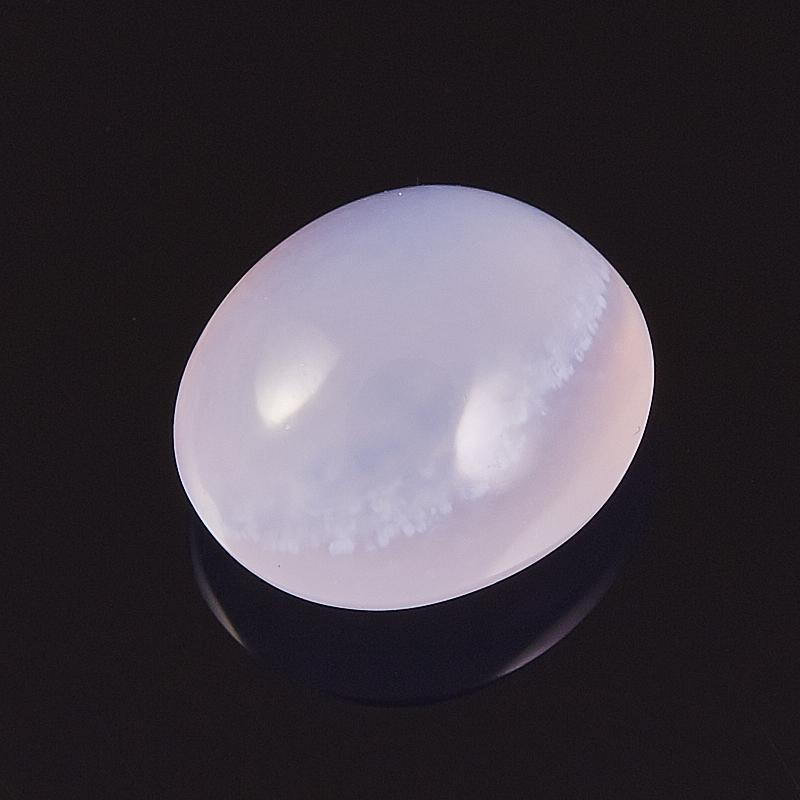 Кабошон агат голубой  9,5*11 мм кабошон бирюза 8 9 мм