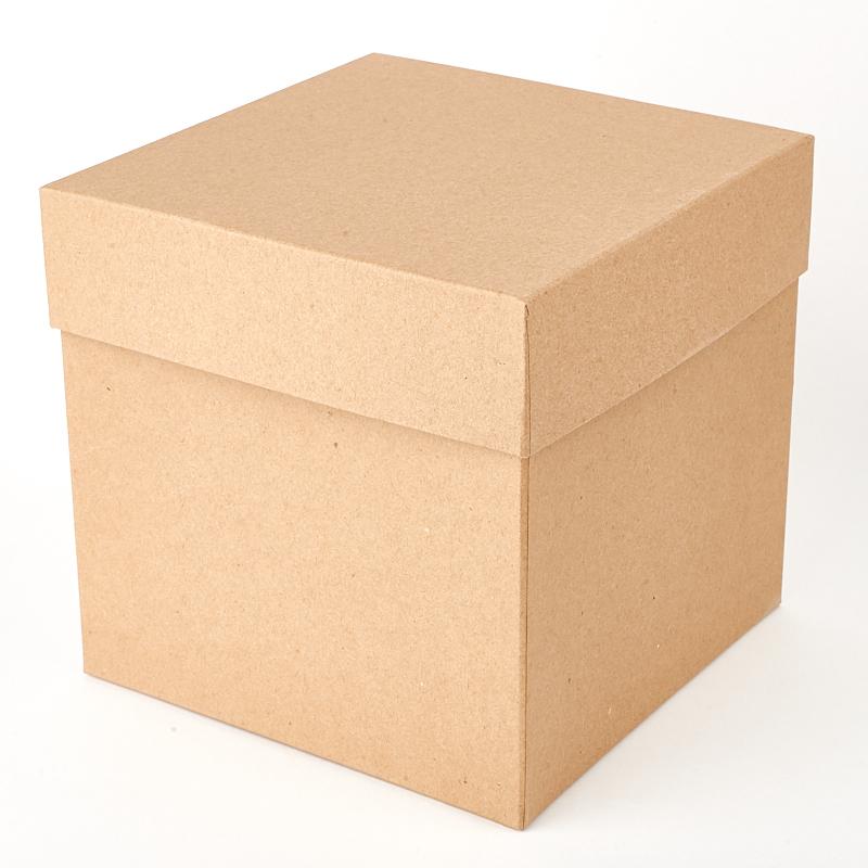 Подарочная упаковка универсальная 18,5х18,5х18,5 см