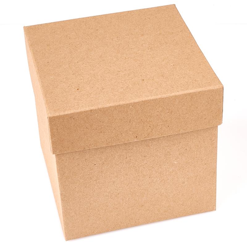 Подарочная упаковка универсальная 12,5х12,5х12,5 см