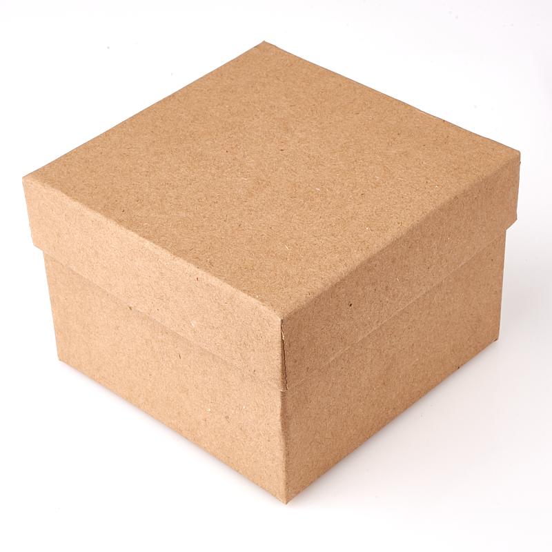 Подарочная упаковка универсальная 100х100х70 мм
