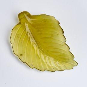 Пуговица лист везувиан Россия 4 см