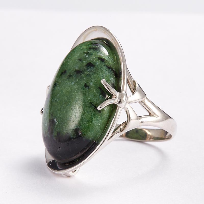 Кольцо цоизит  (серебро 925 пр.) размер 18,5 кольцо авантюрин зеленый серебро 925 пр размер 18