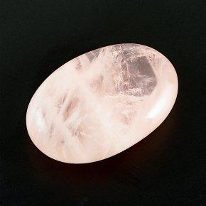 Розовый кварц прозрачный Намибия (4,5-5 см) 1 шт