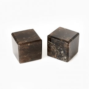 Куб раухтопаз Бразилия 3 см