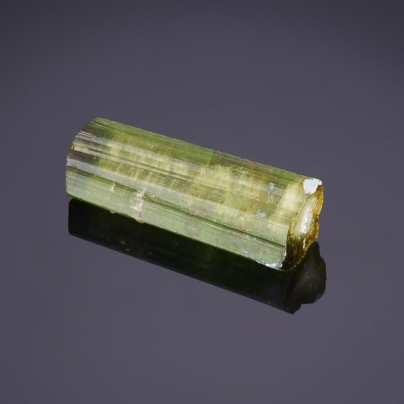 Кристалл турмалин зеленый (верделит)  XXS