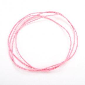 Шнурок розовый 70 см