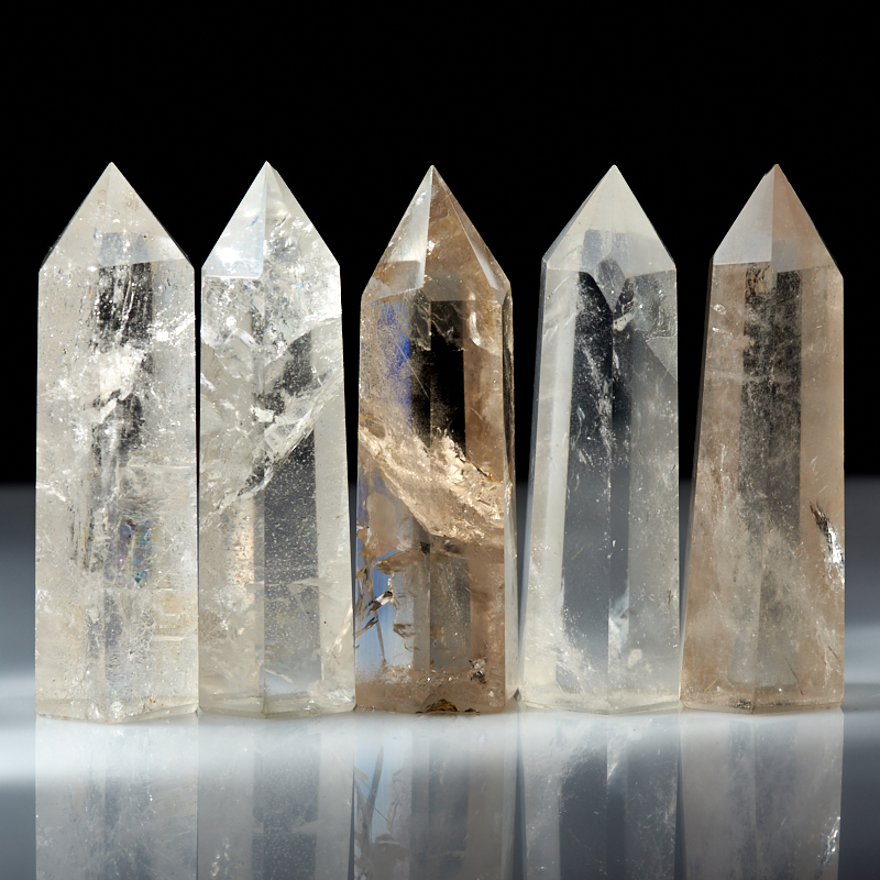 Кристалл горный хрусталь  7-8 см (1 шт)