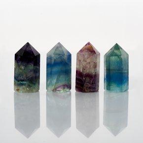 Кристалл флюорит 3-4 см ( 1 шт )