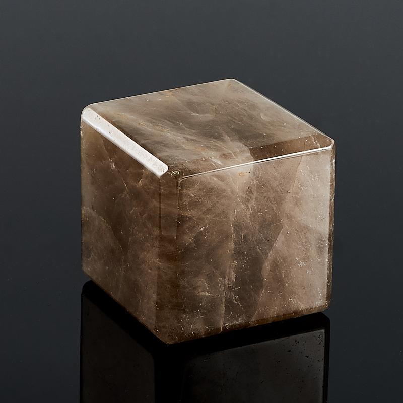 Куб раухтопаз 3 см