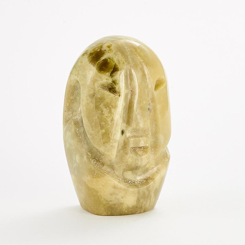 Бурхан офиокальцит 5 см ежик чароит сердолик нефрит офиокальцит 3 5х8 5 см