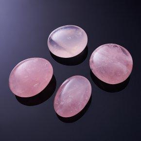 Розовый кварц Мадагаскар (5-6 см) 1 шт
