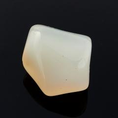Галтовка агат белый Индия XS (3-4 см) (1 шт)