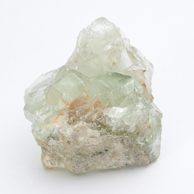 Друза флюорит зеленый  S