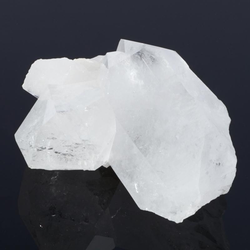 Кристалл горный хрусталь  (сросток) M кристалл горный хрусталь сросток m