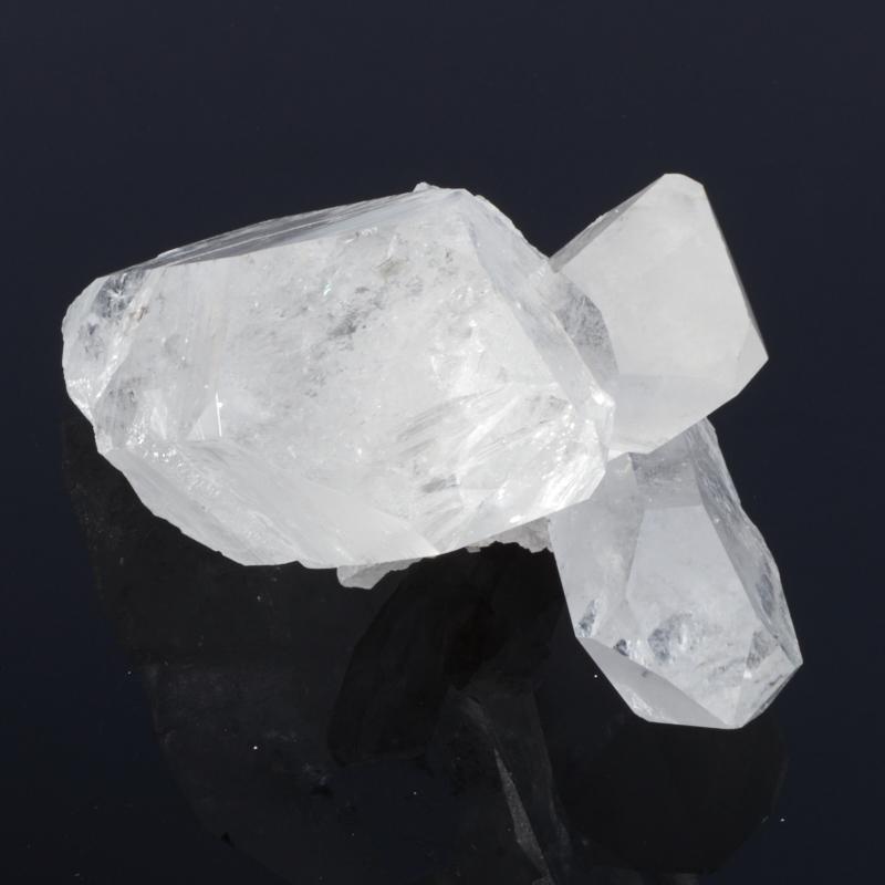 Кристалл горный хрусталь (сросток) M горный хрусталь для очистки воды целитель 350 г