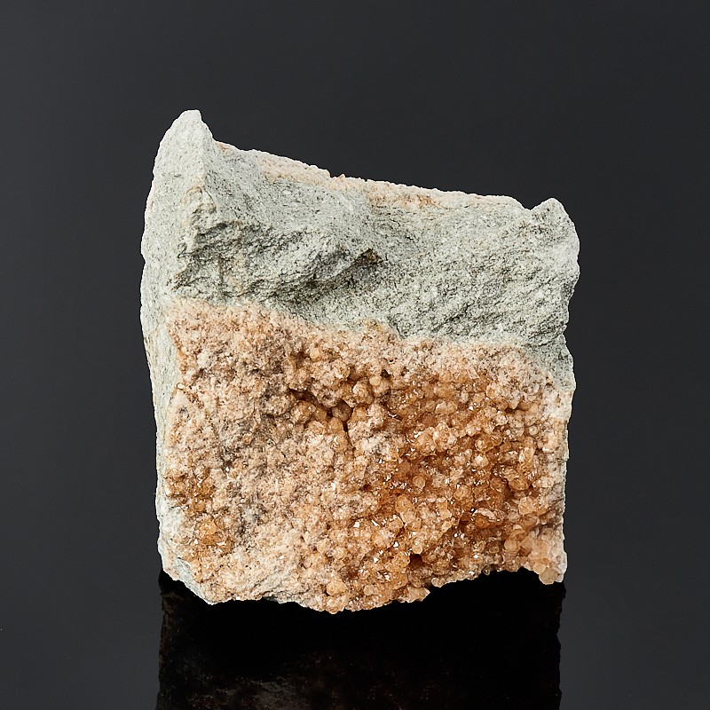 Щетка гранат гроссуляр, клинохлор  S