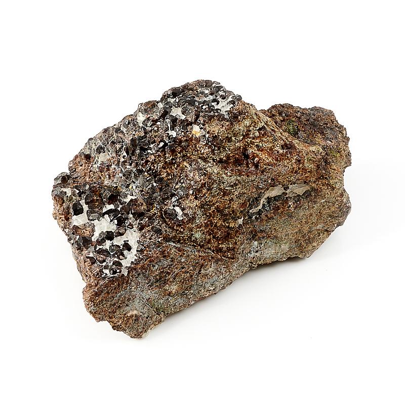 Кристалл в породе гранат андрадит M