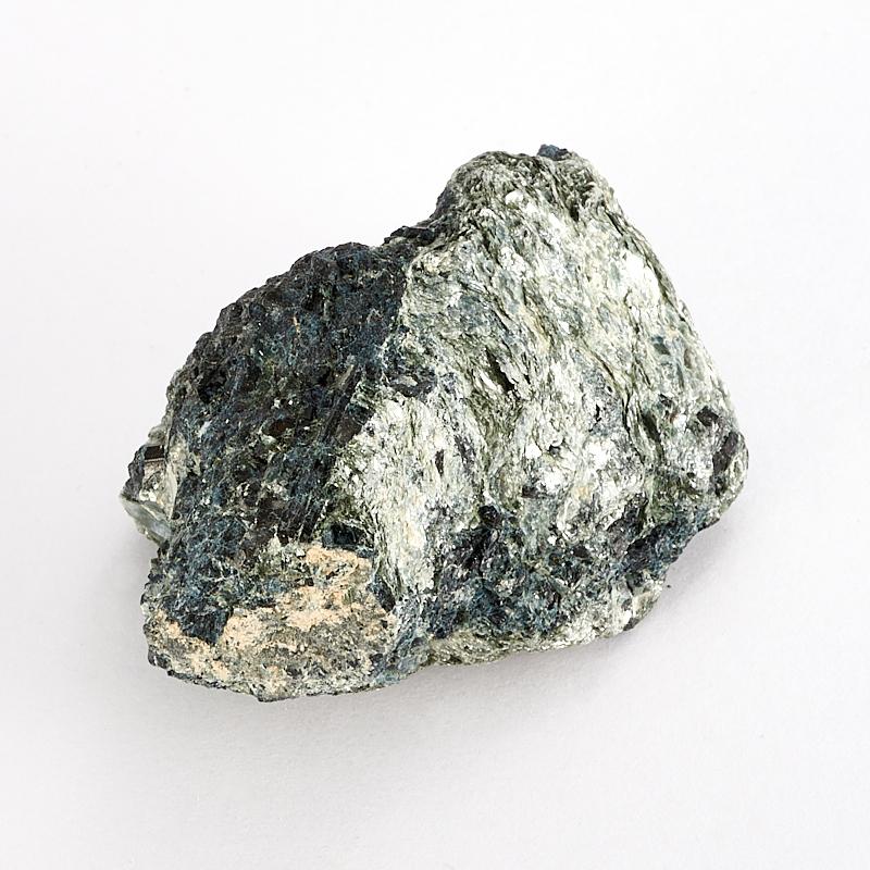 Образец турмалин черный (шерл), асбест  S
