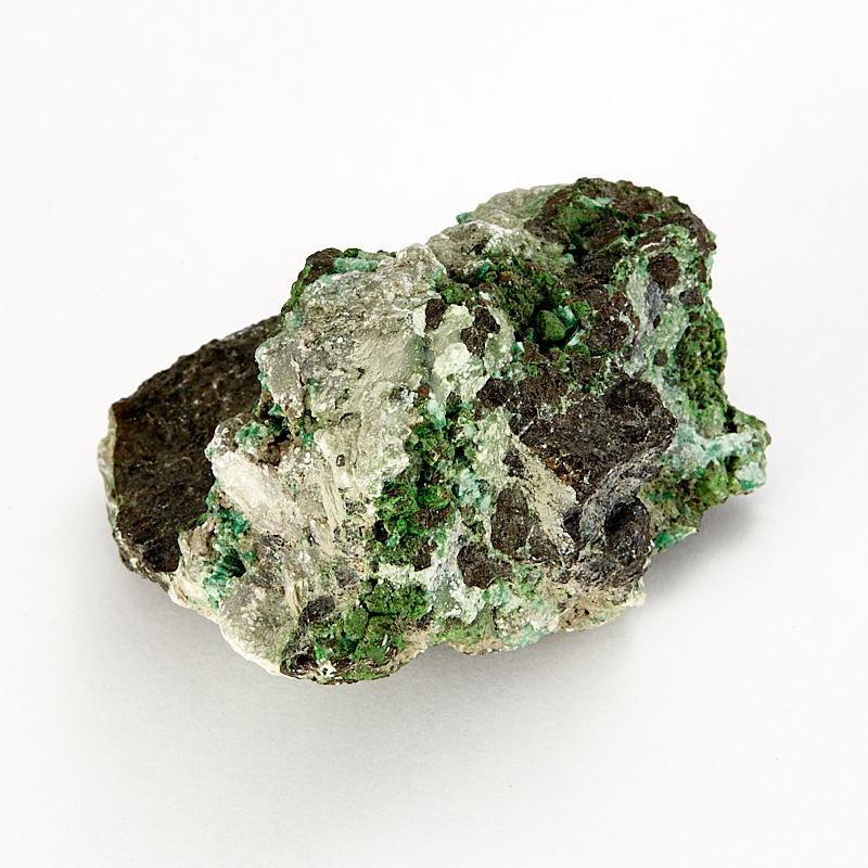 Образец хромвезувиан, асбест  S от Mineralmarket