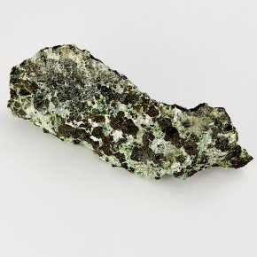 Образец хромвезувиан, асбест Россия M
