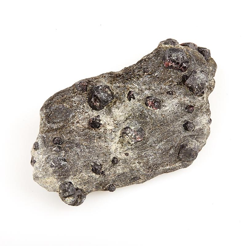Кристалл в породе гранат альмандин M гранат гранат pt101 м9