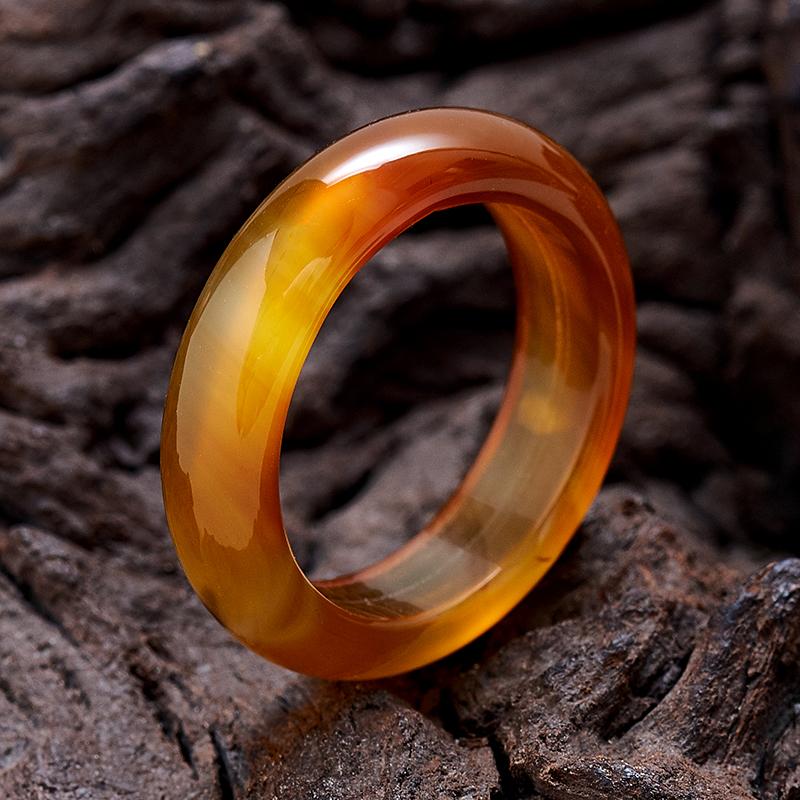 Кольцо сердолик   размер 19,5