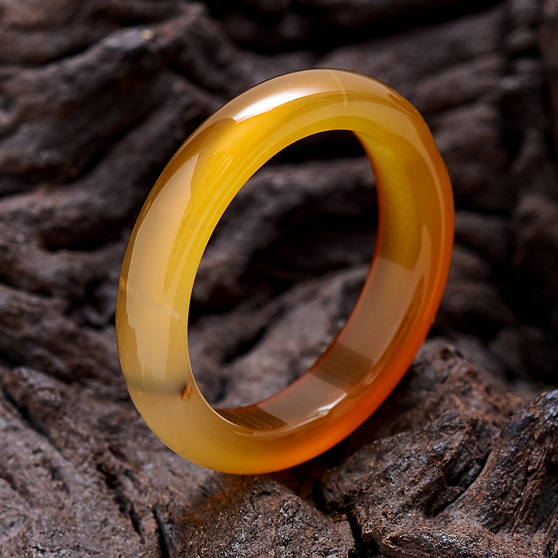Кольцо сердолик   размер 20,5