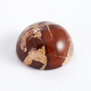 Кабошон яшма брекчиевая ЮАР 8 мм