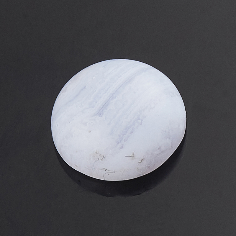 Кабошон агат голубой  10 мм кабошон лазурит 8 мм