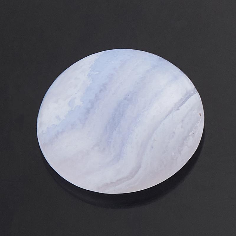 Кабошон агат голубой  12 мм кабошон турмалин 7 9 мм