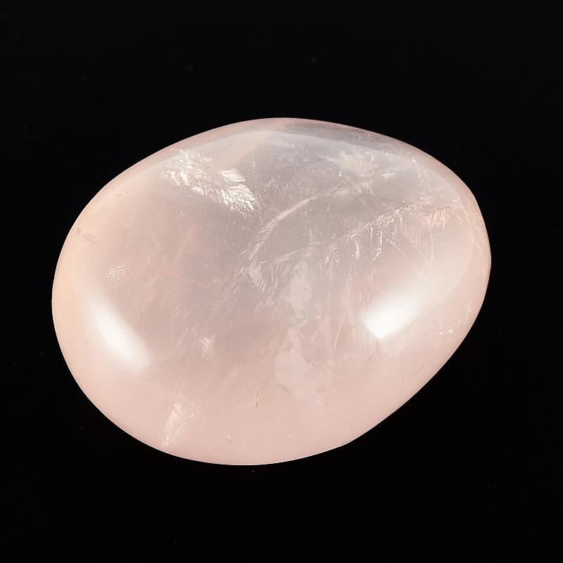 Галтовка розовый кварц Мадагаскар XS (3-4 см) (1 шт)