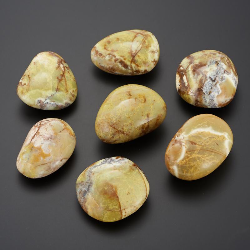 Опал фисташковый (6-7 см) 1 шт