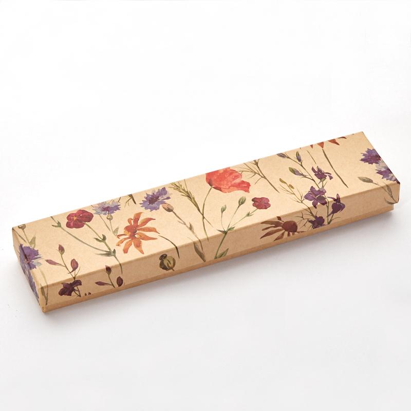 Подарочная упаковка под цепь/браслет 200х45х23 мм браслет цепь new b091 10060 b4 5