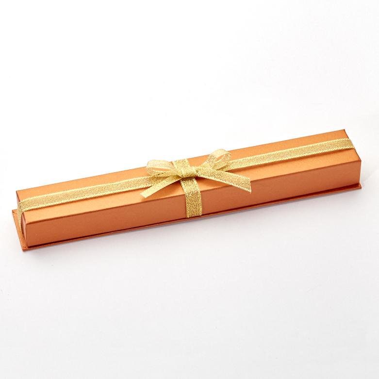 Подарочная упаковка под цепь/браслет 235х40х23 мм