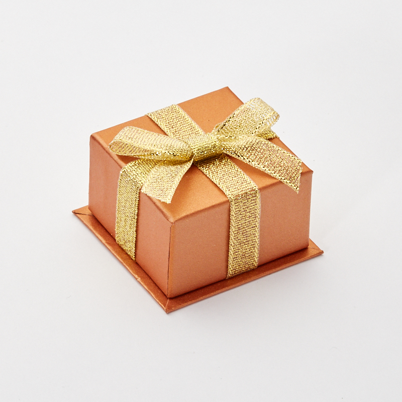 Подарочная упаковка под кольцо/серьги 55х55х33 мм