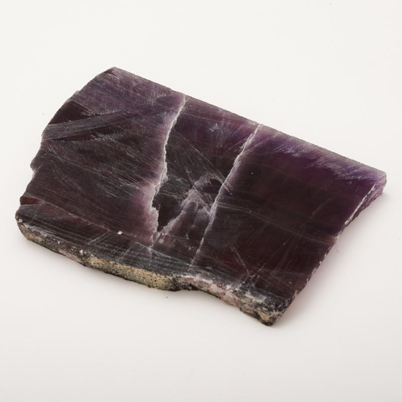 Срез флюорит фиолетовый  M