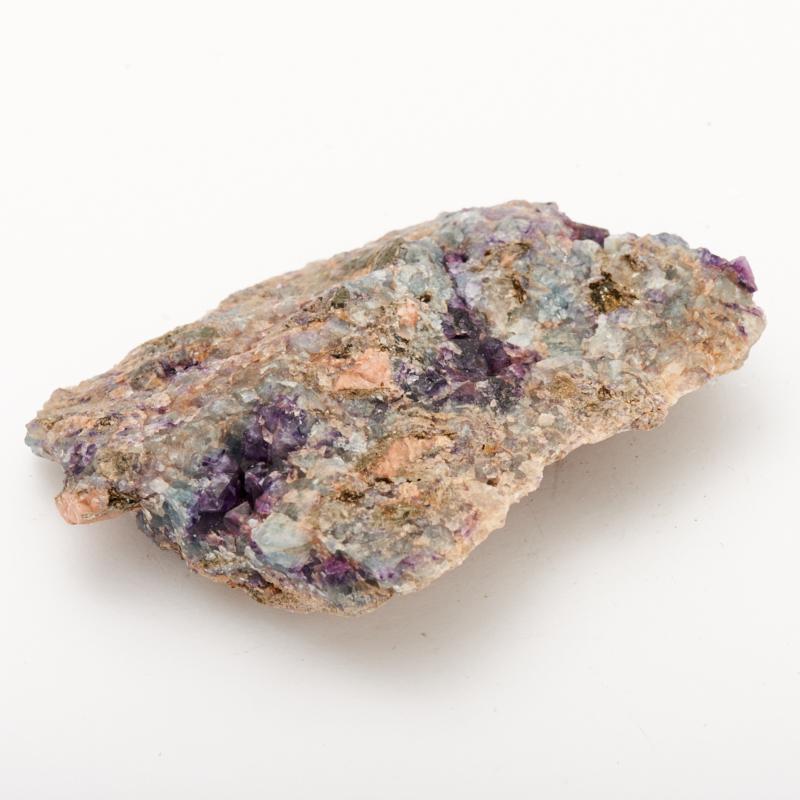 Образец флюорит, биотит  M