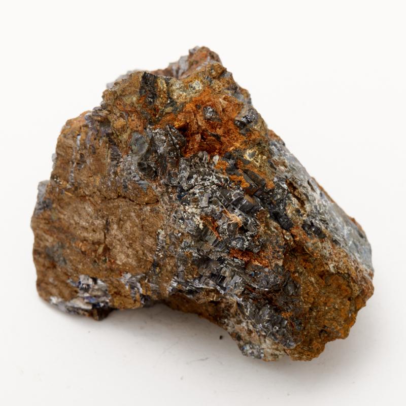 Образец галенит, пирротин  S