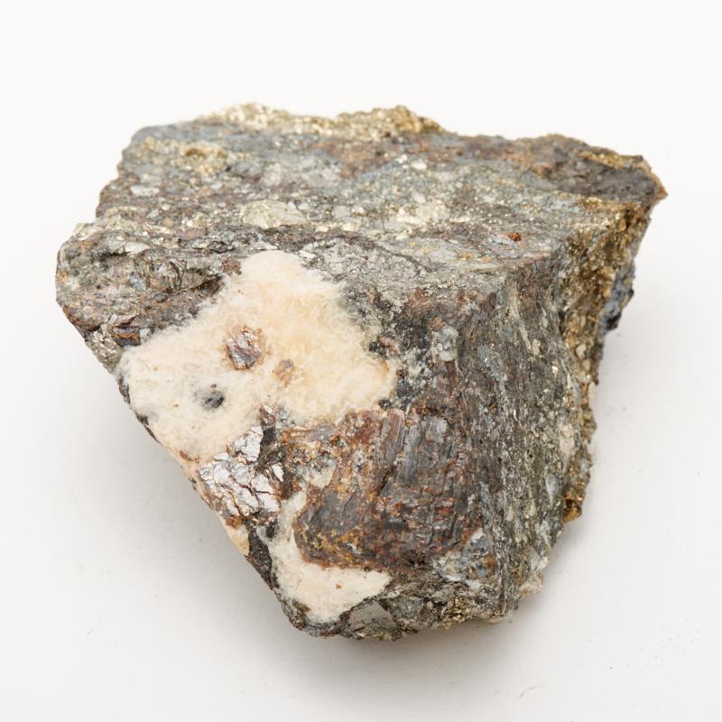 Образец пирит, арсенопирит, тетраэдрит, сфалерит S